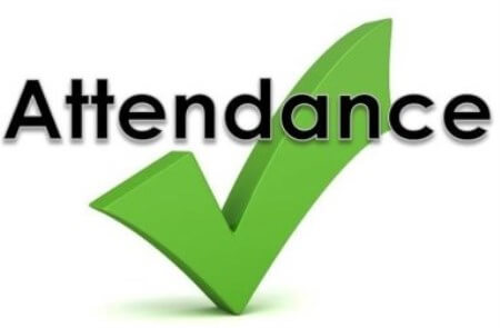 Online Attendance Form